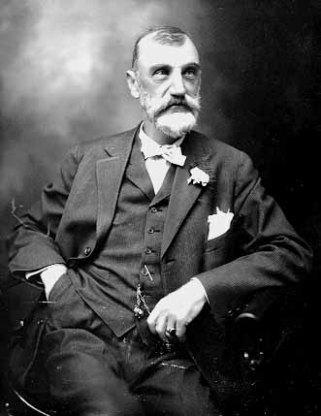 Abbott Kinney, Founder of Venice of America, CA
