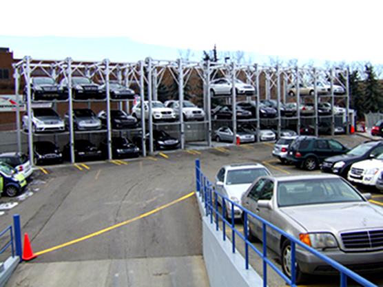 Triple-high-parking-lift-1